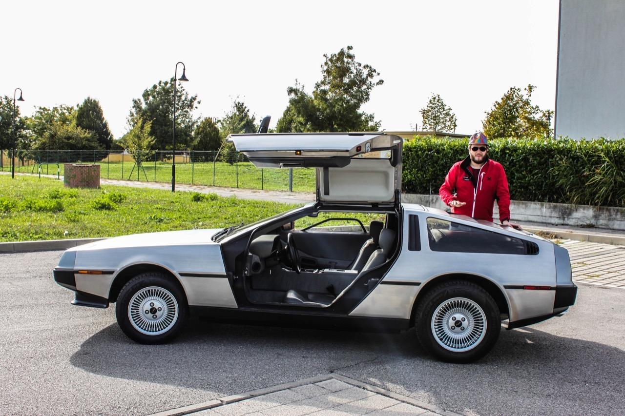 DeLorean DMC-12 - Ritorno al Futuro