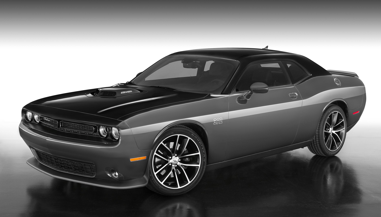 Dodge Challenger Mopar '17