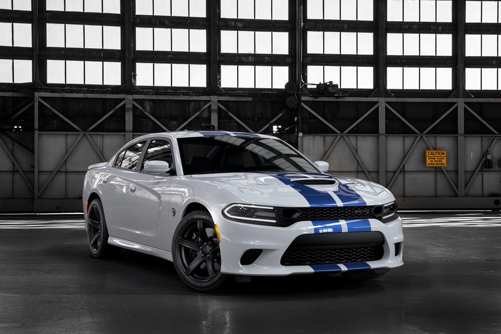 Dodge Charger SRT Hellcat MY 2019