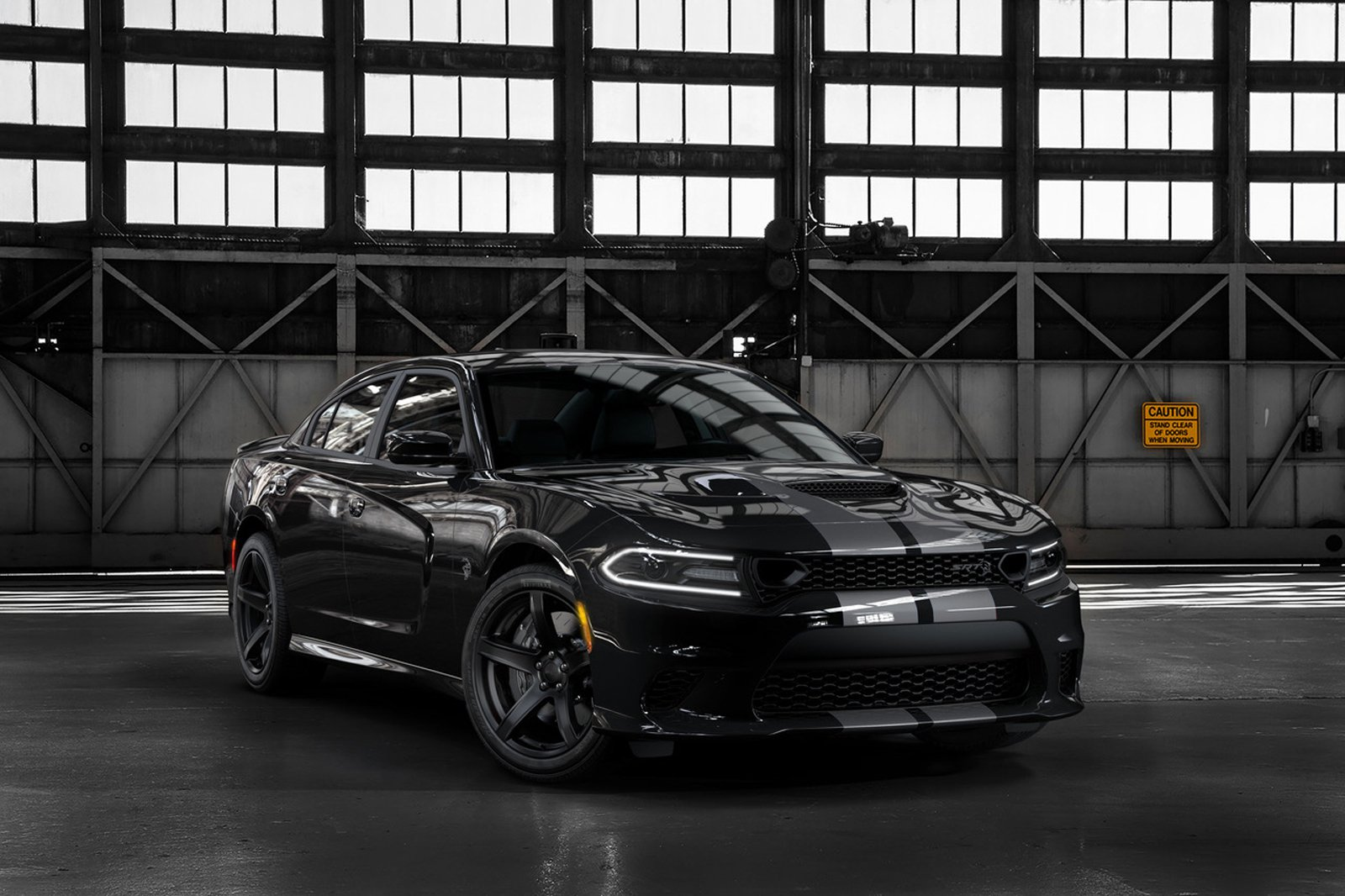 Dodge Charger SRT Hellcat MY 2019
