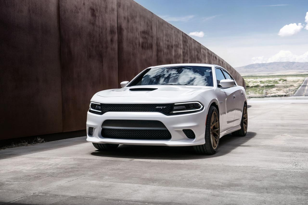 Altre Foto della Galleria: Dodge Charger SRT Hellcat