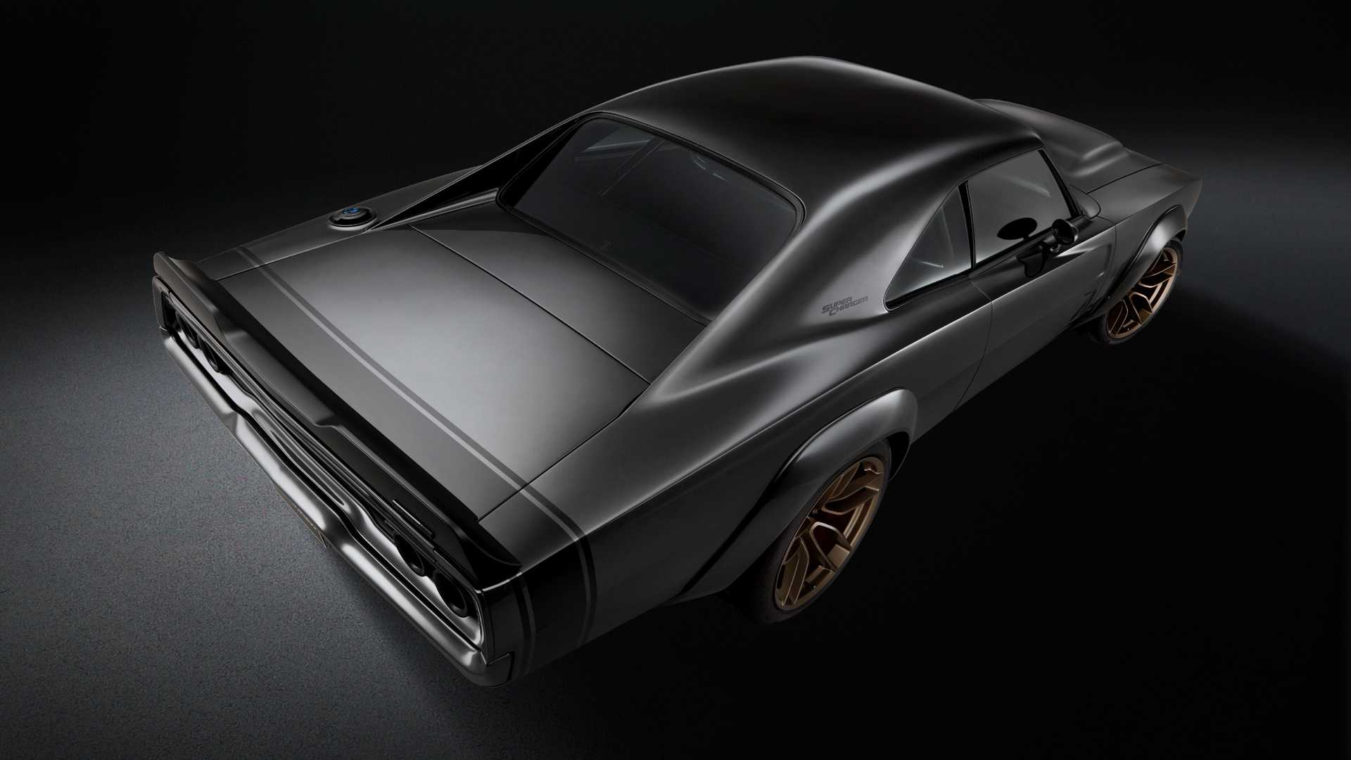 Dodge Super Charger Concept by Mopar
