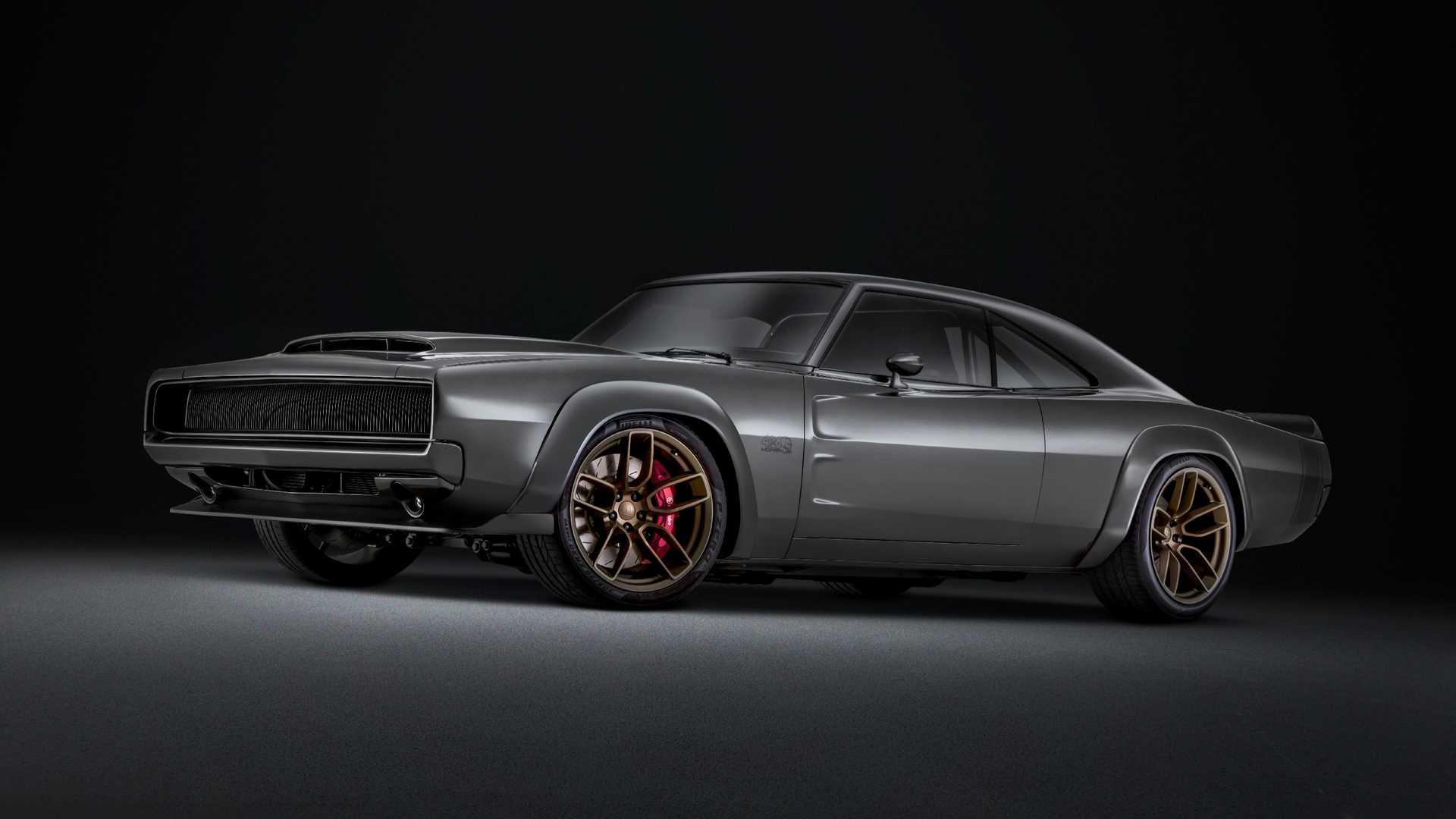 Dodge Super Charger Concept by Mopar