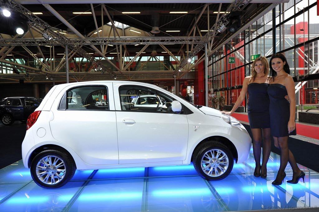DR Eletric Motorshow Bologna 2010
