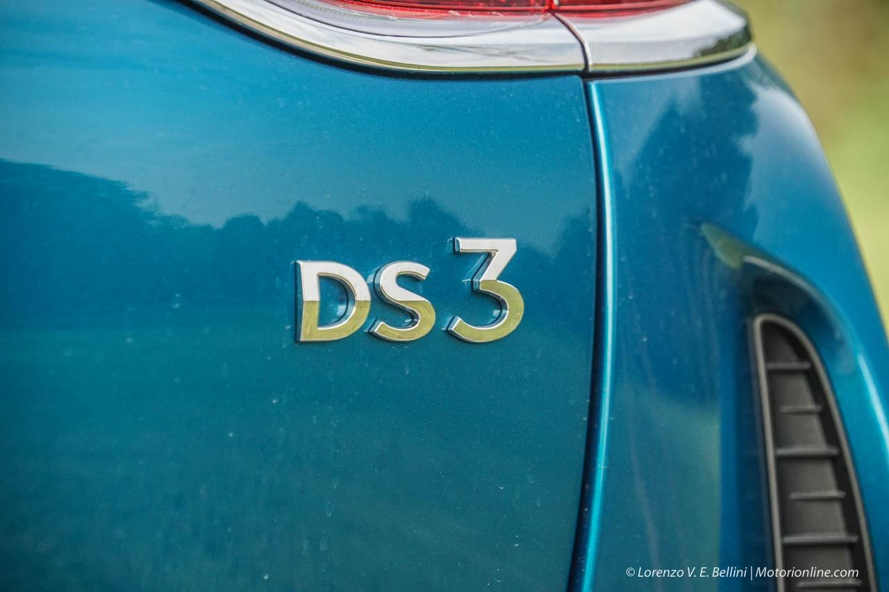 DS 3 Crossback - Prova su Strada