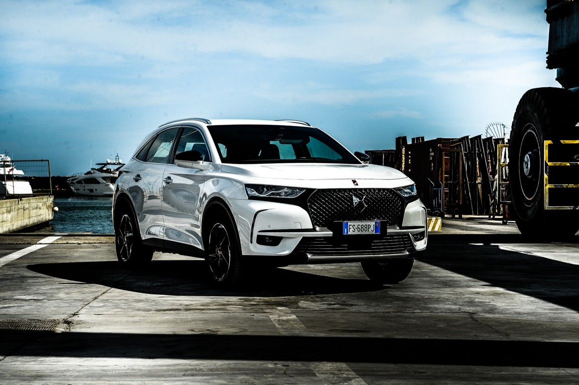 DS 7 Crossback - Gallery performance line