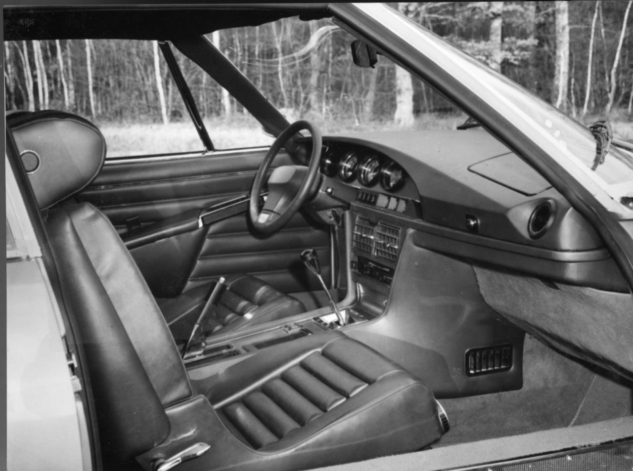 DS Automobiles - foto storiche della SM