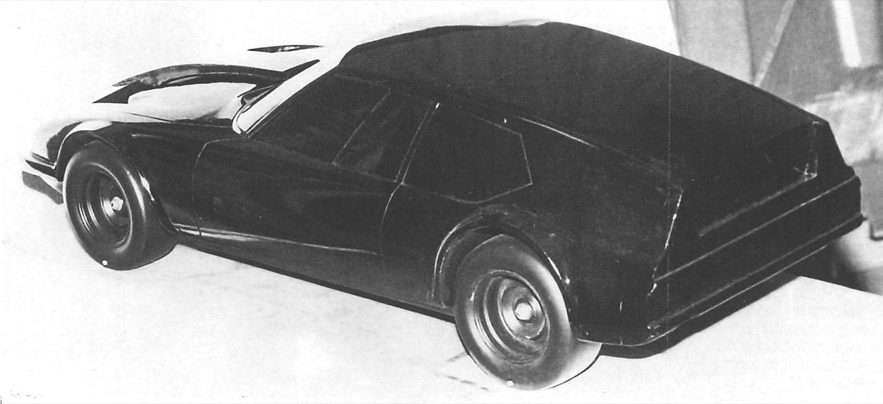 DS Automobiles - progetto S e prototipi SM