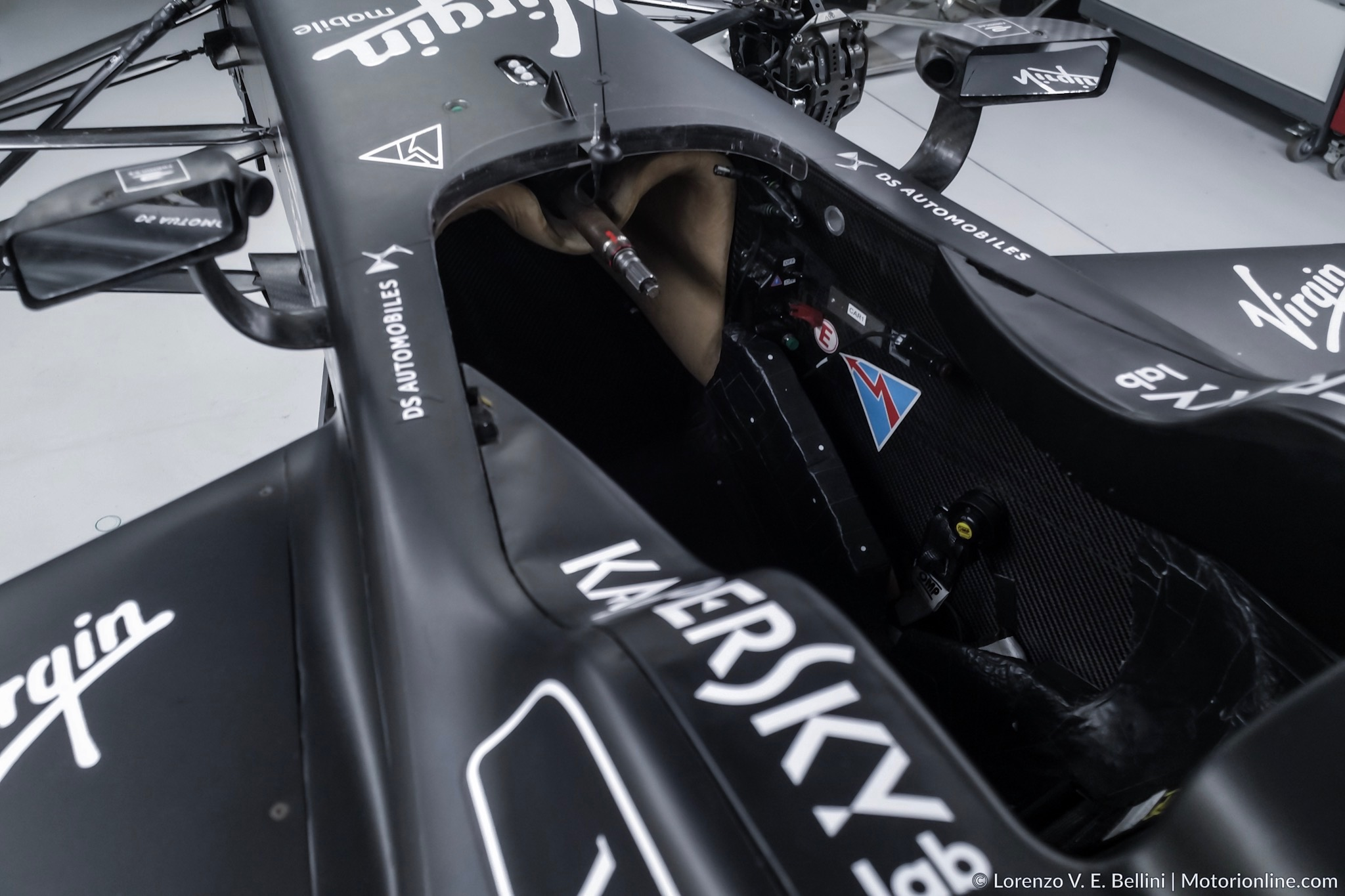 DS Performance - Formula E