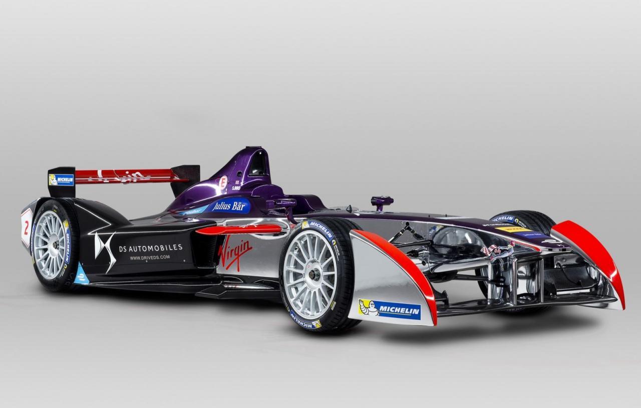 DS Virgin Racing in Formula E