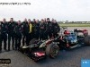 EMC Lotus F1 Guinness World Record
