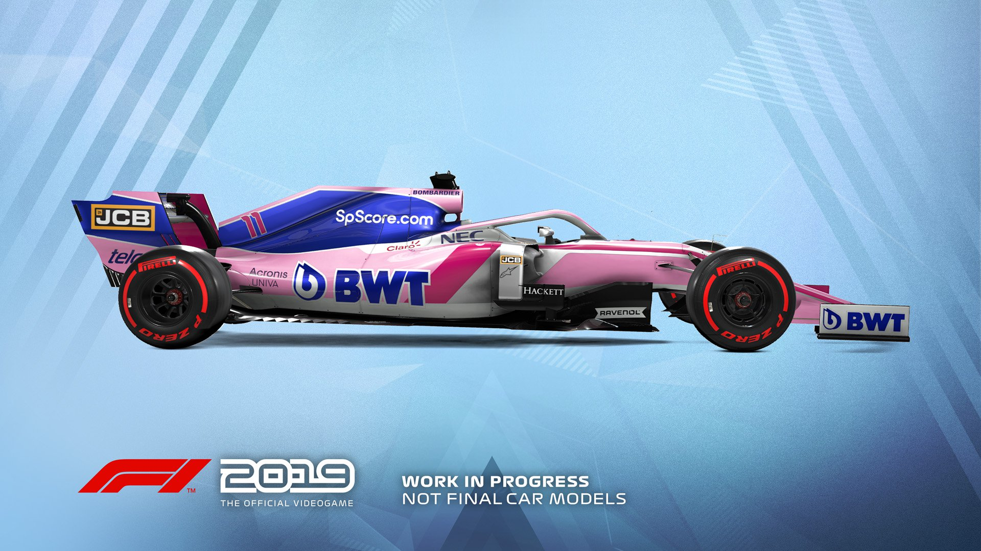 F1 2019 - Teaser