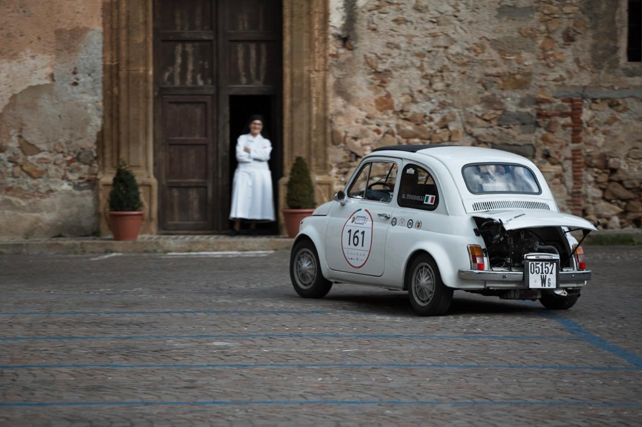 FCA Heritage - Abarth alla Cesana-Sestriere 2019