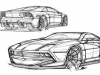 Ferrari 288 GTO rivista nel presente - rendering