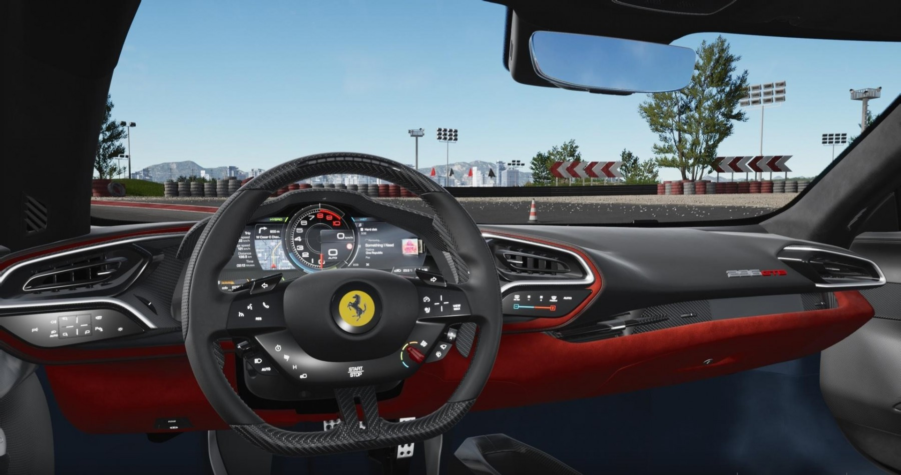 Ferrari 296 GTB - Configuratore