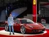 Ferrari 458 GTO - rendering by Steve Morfouasse