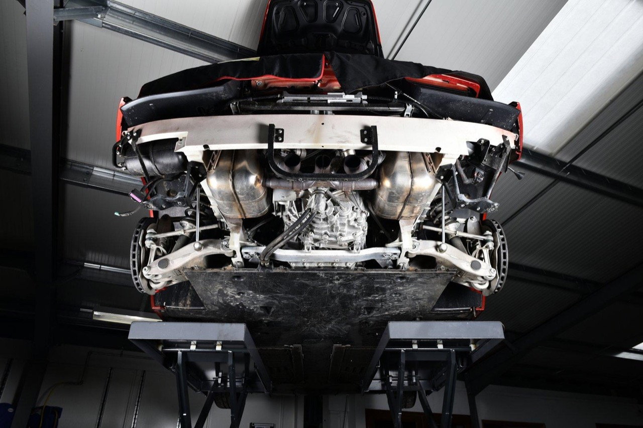 Ferrari 458 Italia by Litchfield