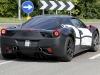 Ferrari 458 M - foto spia