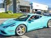 Ferrari 458 Speciale Tiffany Blue