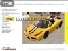 Ferrari 458 Spider Speciale - foto spia configuratore (non confermate)