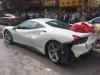 Ferrari 488 GTB - incidente a Lijiang (Cina)