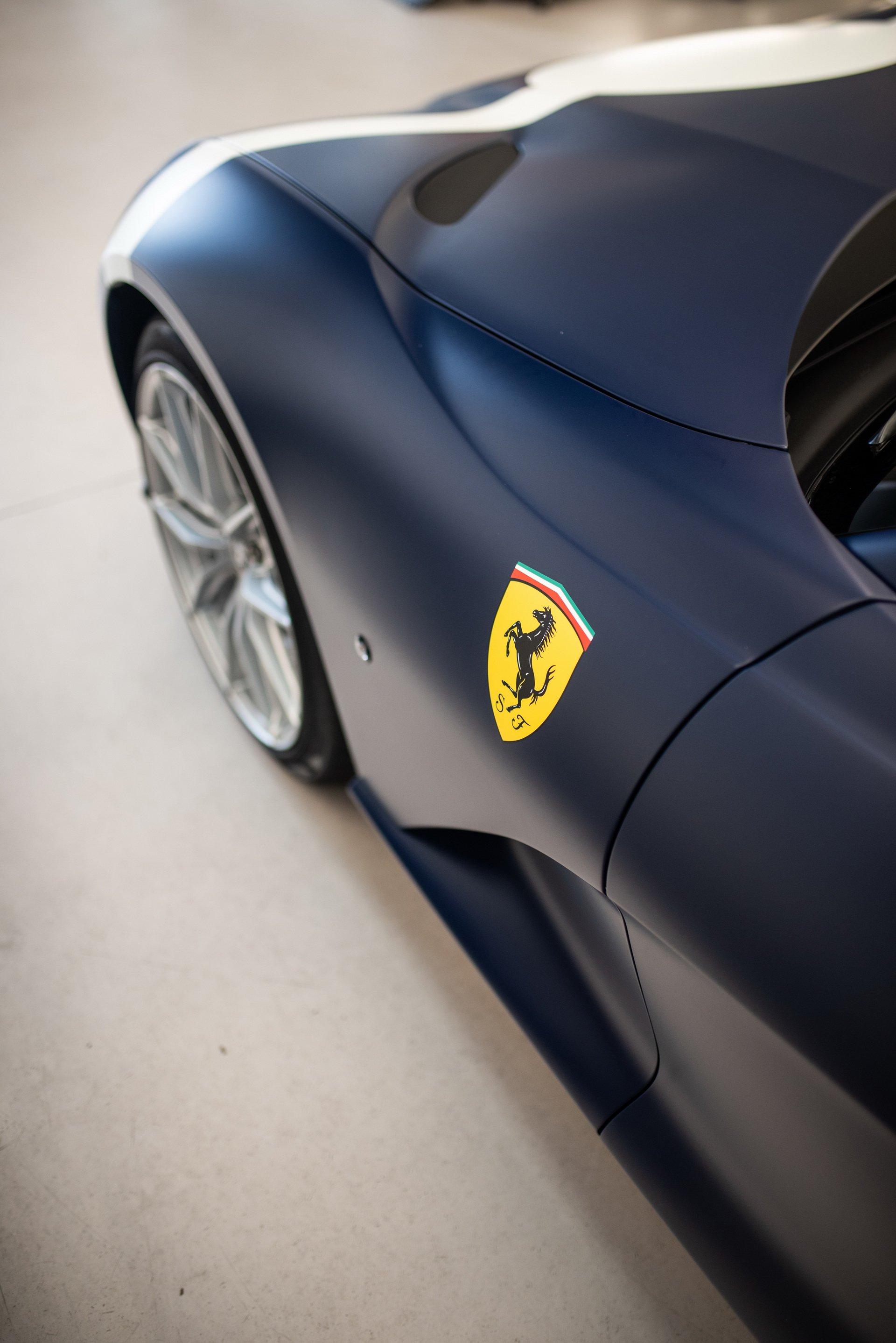 Ferrari 812 Superfast - Tailor Made