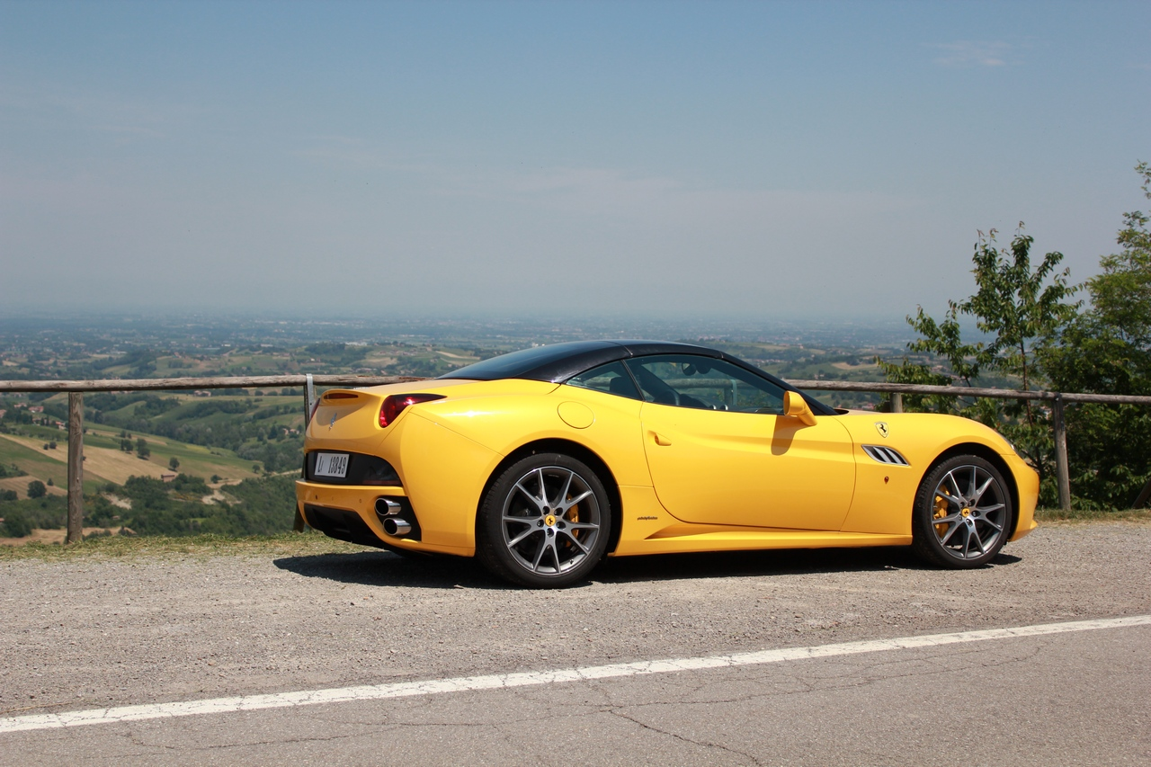 Ferrari California My2012 Test Drive Foto 68 Di 220