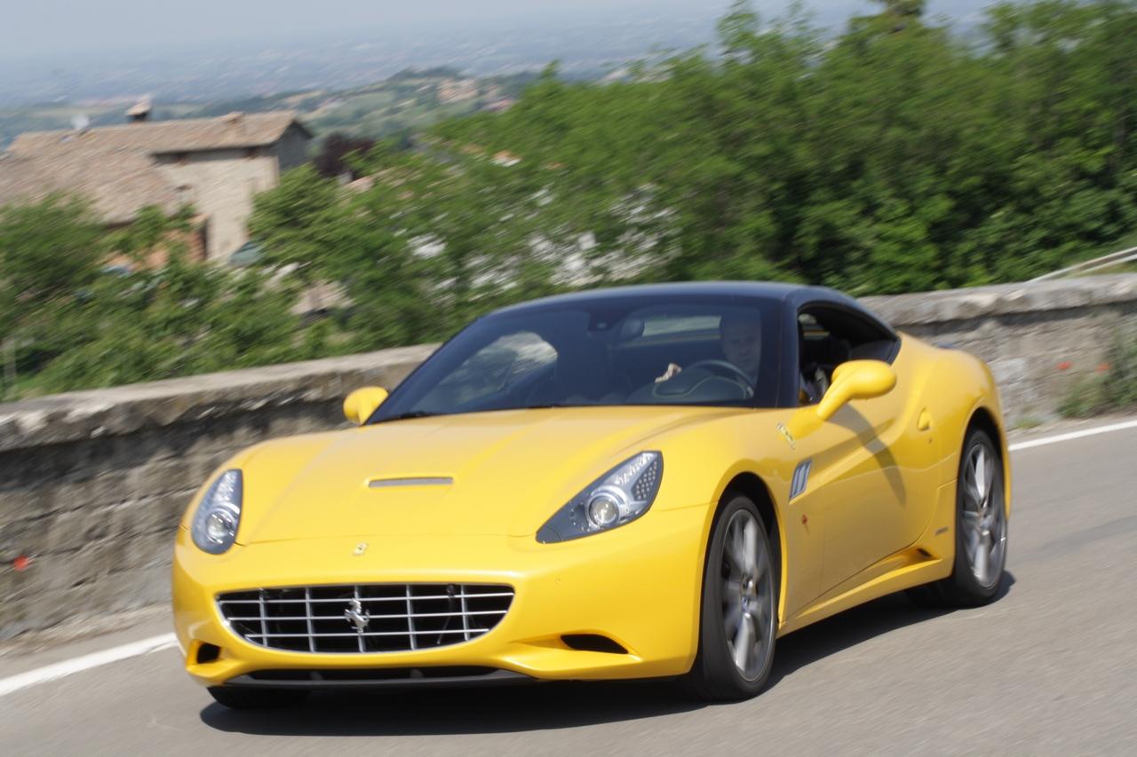 Ferrari California My2012 Test Drive Foto 130 Di 220