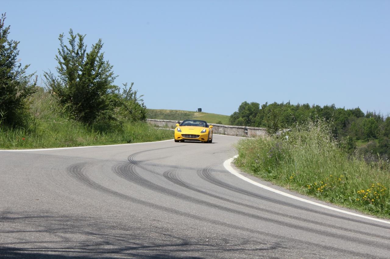 Ferrari California My2012 Test Drive Foto 55 Di 220