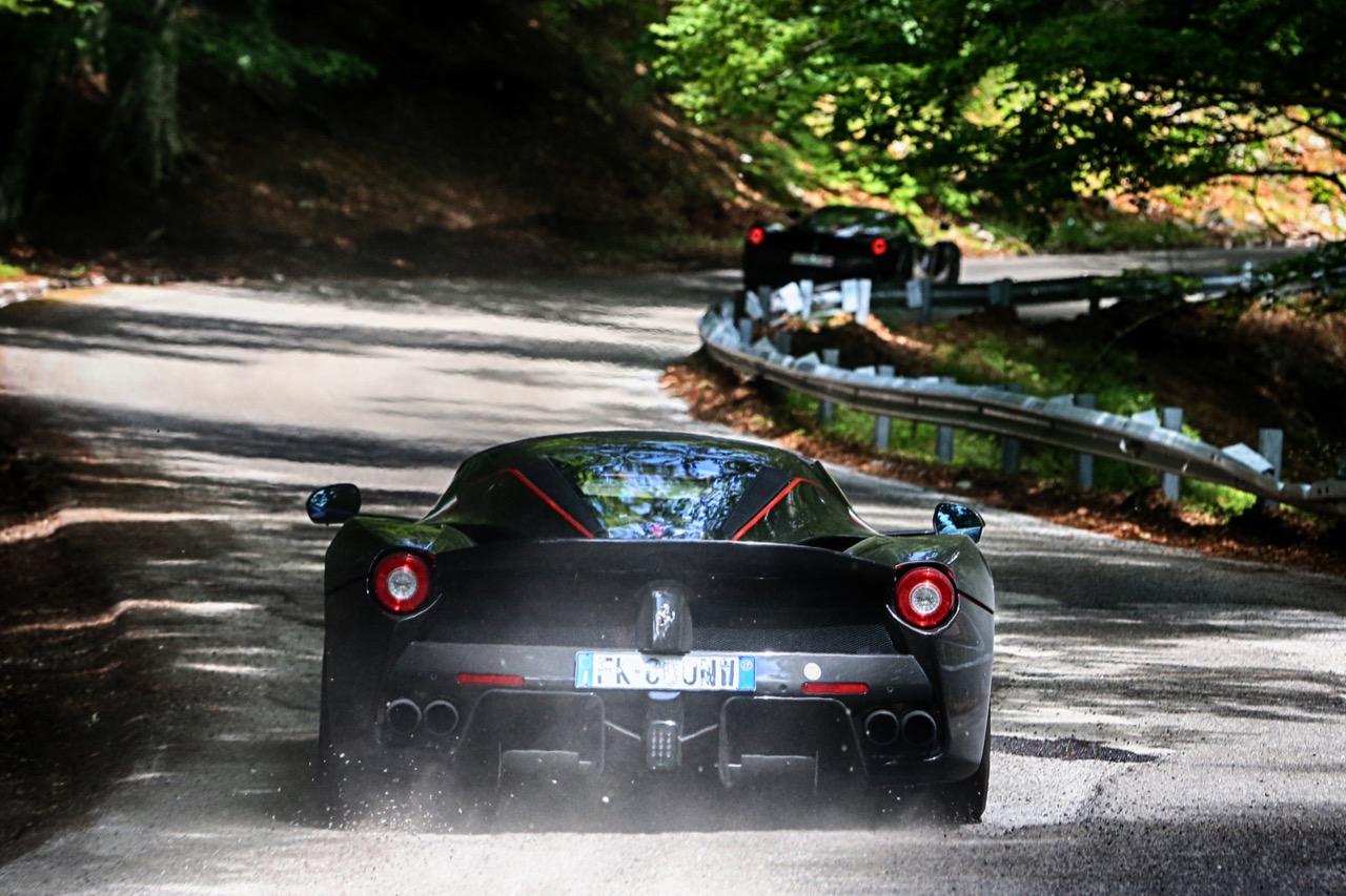 Ferrari Cavalcade Capri 2019
