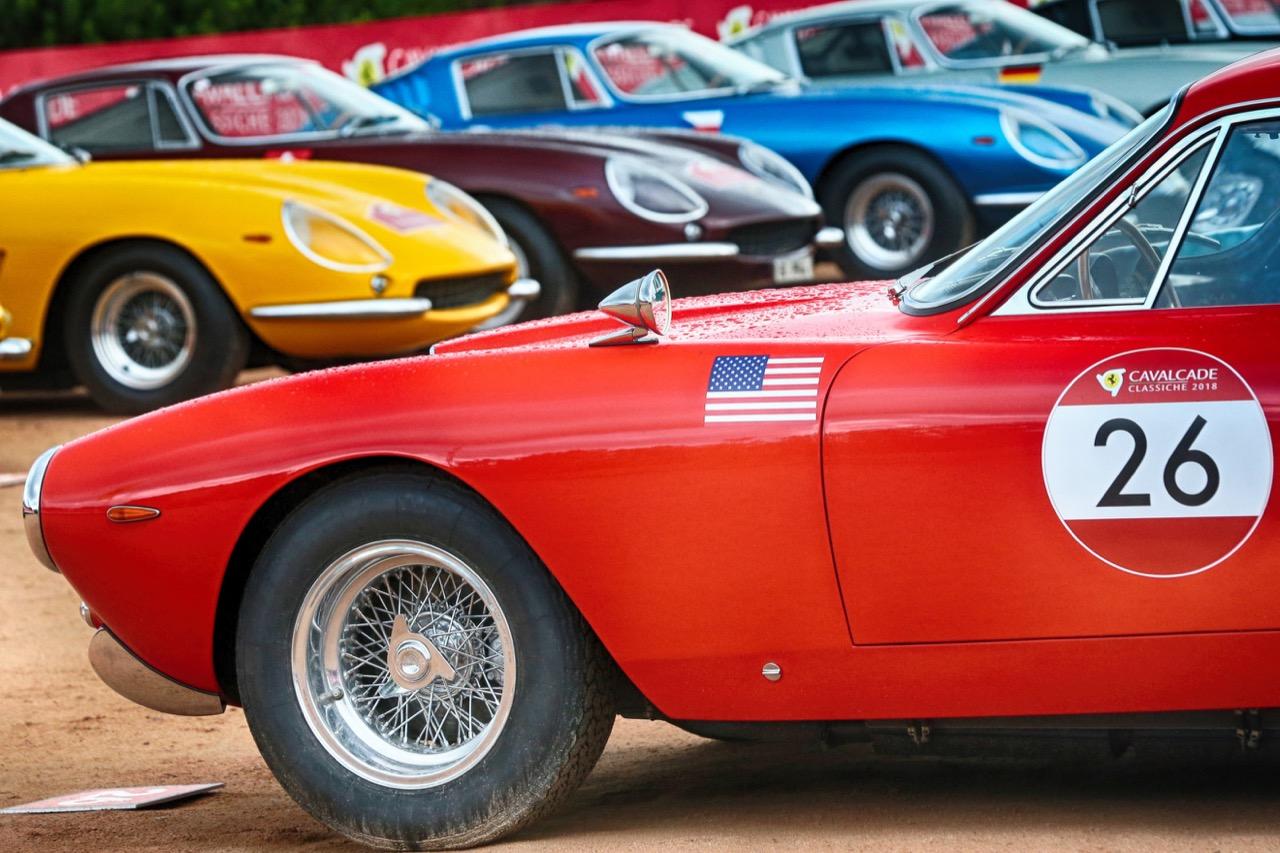 Ferrari Cavalcade Classiche - foto