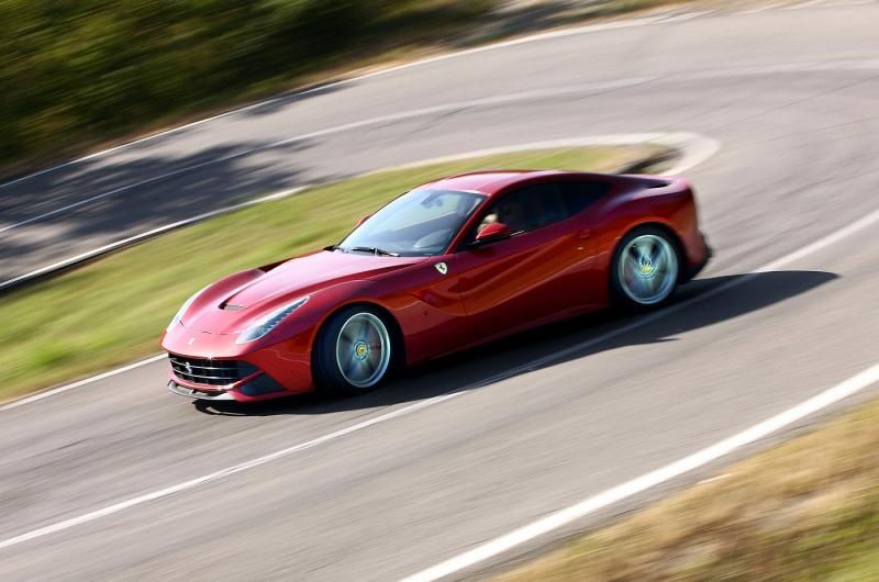 Ferrari F12berlinetta Nuove Immagini 7