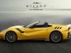 Ferrari F12tdf Aperta - rendering by Evren Milano