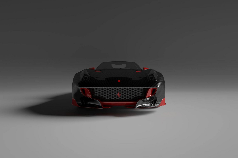 Ferrari F12tdf by Vitesse AuDessus