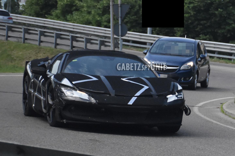 Ferrari F171 - Foto spia 22-06-2021