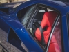 Ferrari F40 blu