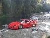 Ferrari F40 - camping