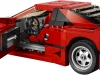 Ferrari F40 - Modellino in Lego
