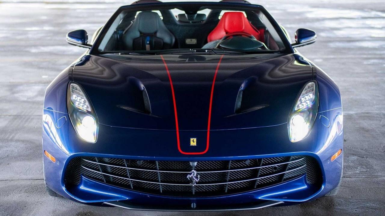 Ferrari F60 Spider gallery