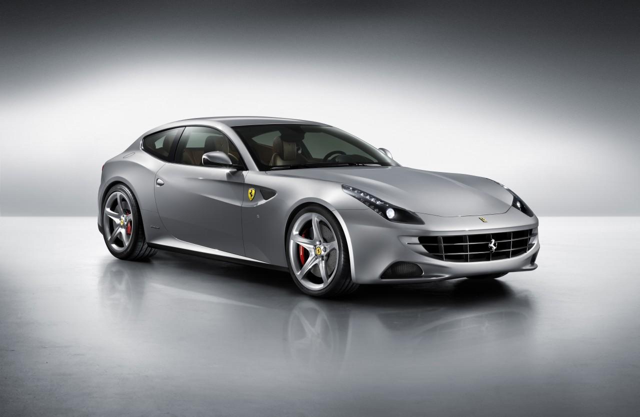 Ferrari FF 2011 - 8/15