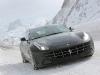 Ferrari FF sulle nevi delle Dolomiti