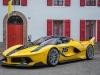 Ferrari FXX K gialla - regalo di compleanno di Benjamin Sloss, executive di Google, alla moglie Christine