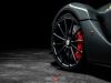 Ferrari LaFerrari con cerchi Vossen