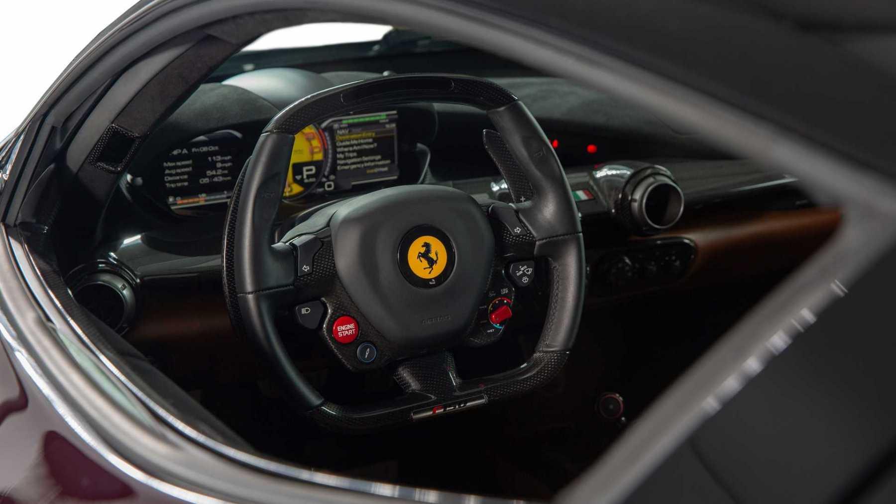 Ferrari LaFerrari Vinaccia