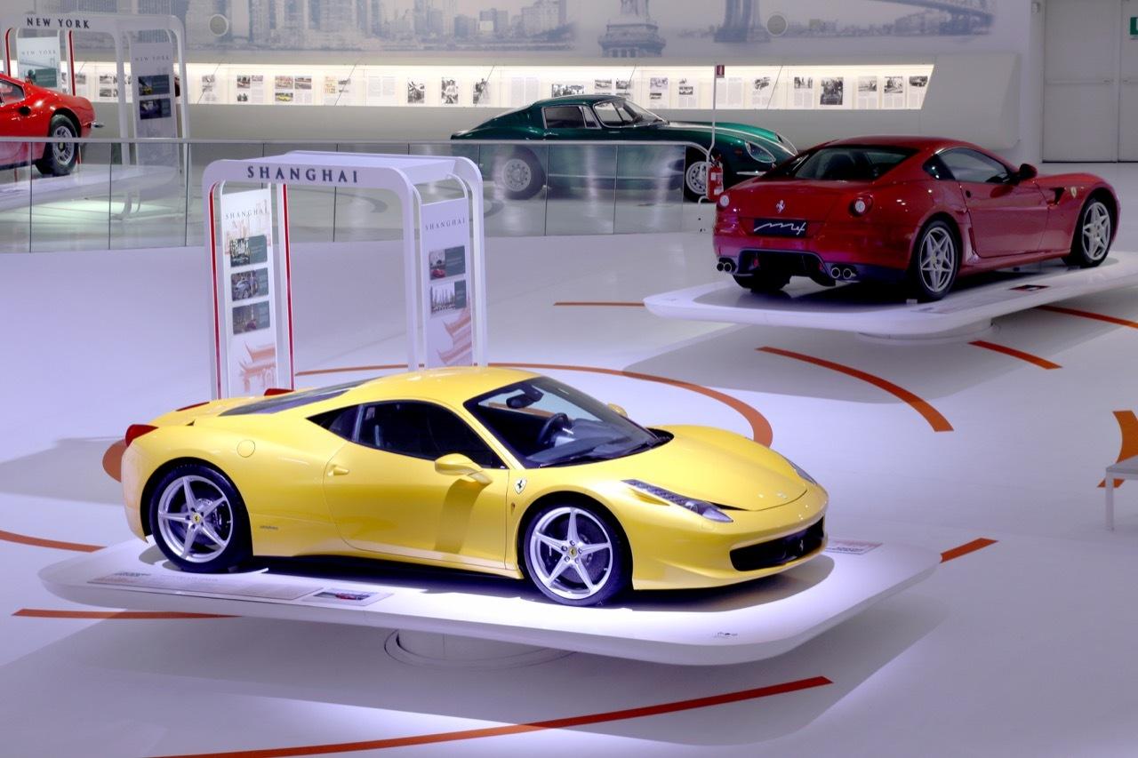 Ferrari - nuova mostra al MEF 2020