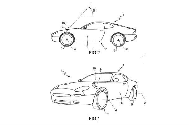 Ferrari: nuovo sistema porte