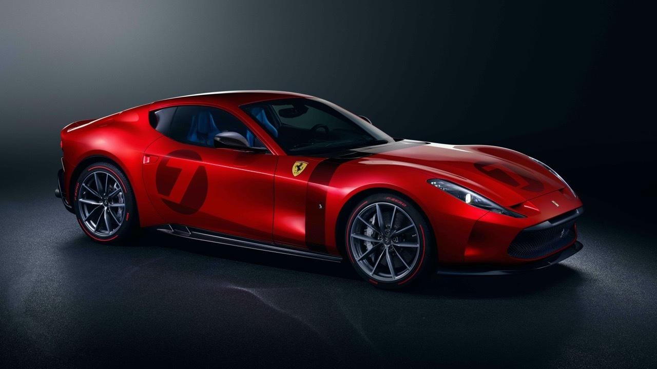 Ferrari Omologata One-Off 2020