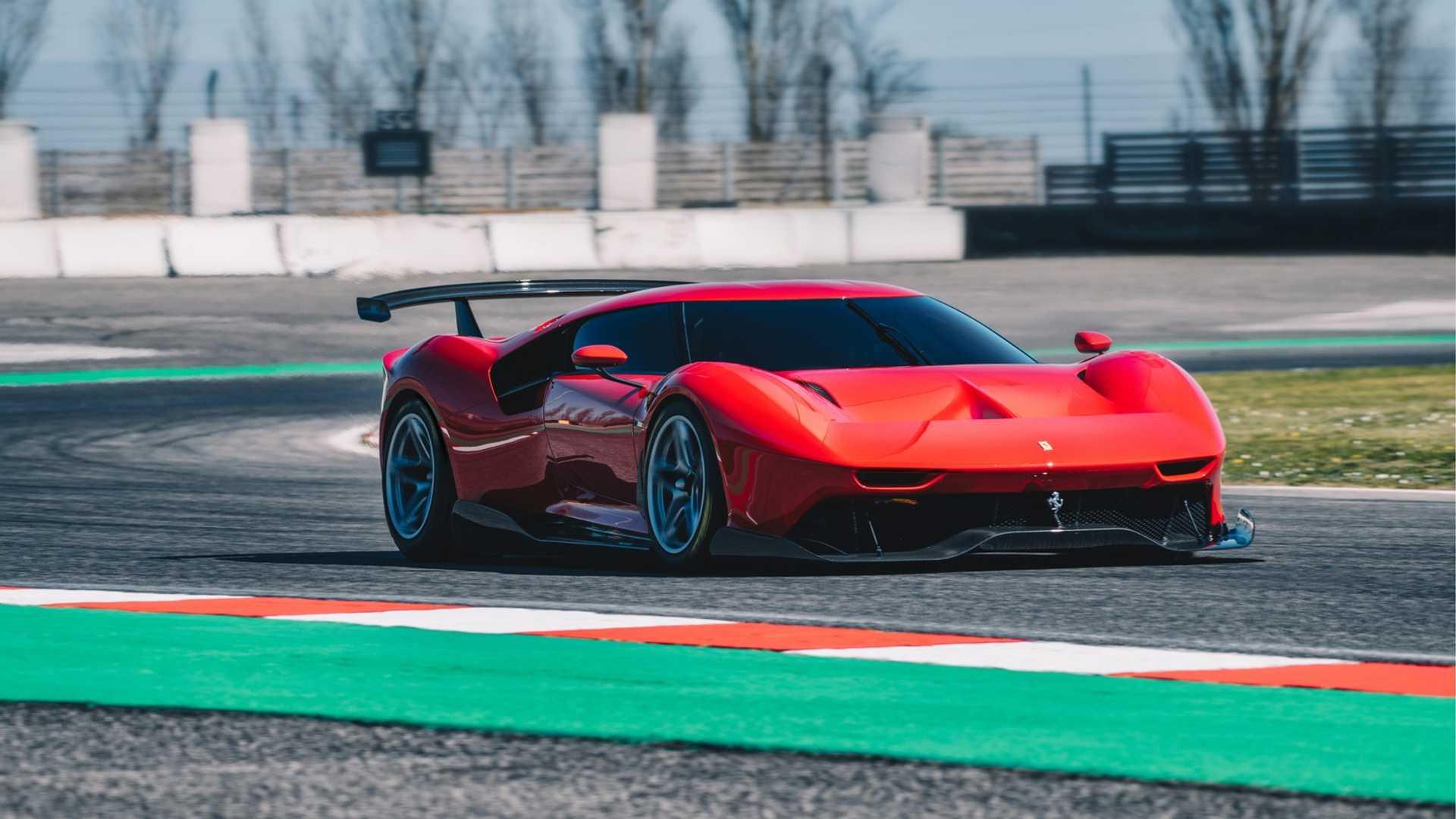 Ferrari P80 C