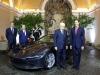 Ferrari Roma - Presentazione al Presidente della Repubblica Italiana