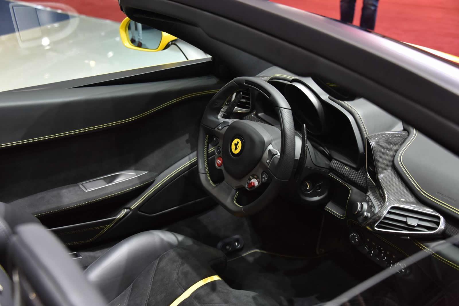 Ferrari Sergio by Pininfarina - Salone di Ginevra 2015